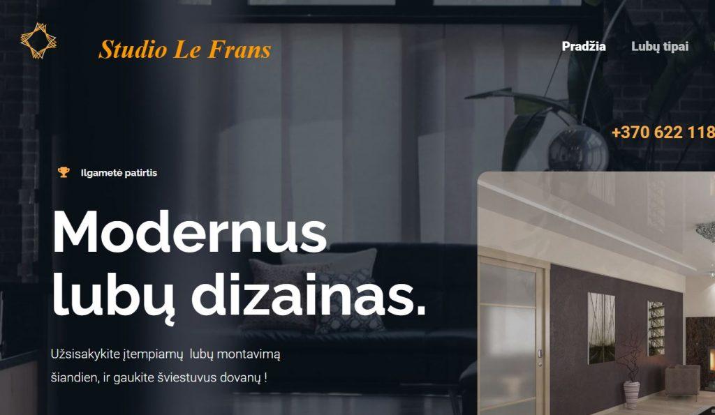 Studio Le Frans